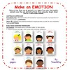 Make an Emotion Mats - emotional responses