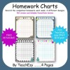 Homework Chart