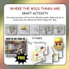 Where the Wild Things Are Face Mask Resource