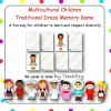 Multicultural Education Memory Game
