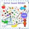 Initial Sound Bingo Free Resource