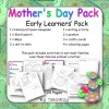 Mother's Day Pack Early Learners