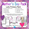 Mother's Day Pack Upper Primary