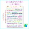Play Outside Poster Free