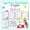 Maths Posters for the Classroom