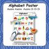 Alphabet Posters Aussie