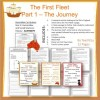 First Fleet Part 1 - The Journey