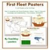 First Fleet Posters