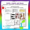 Solids Liquids and Gases Lesson