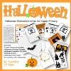 Halloween Activities Upper Primary