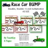 Race Car Bump Maths Games