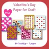 Valentine's Day Paper for Craft