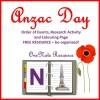 ANZAC Day OneNote Organiser