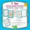 I Spy Initial Sound Activity