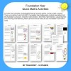 Kindergarten Maths Activities for all Content Descriptions