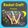 Rocket Craft Freebie printouts