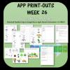App Print-Outs Week 26