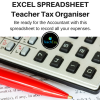 Teacher Tax Organiser