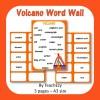 Volcano Word Walls