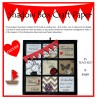 Shadow Box Craft Paper Freebie