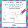 I Can Draw Teaching Resource SAMPLE Offer