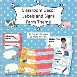 Posters & labels - TeachEzy