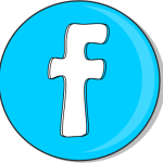 facebook button blue TeachEzy