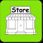 store button green TeachEzy