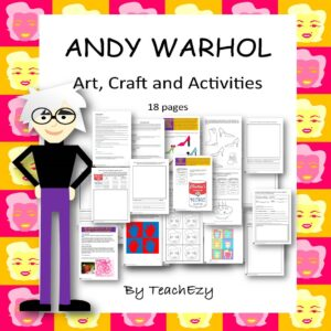 andy warhol resource cover