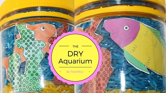 The Dry Aquarium by TeachEzy