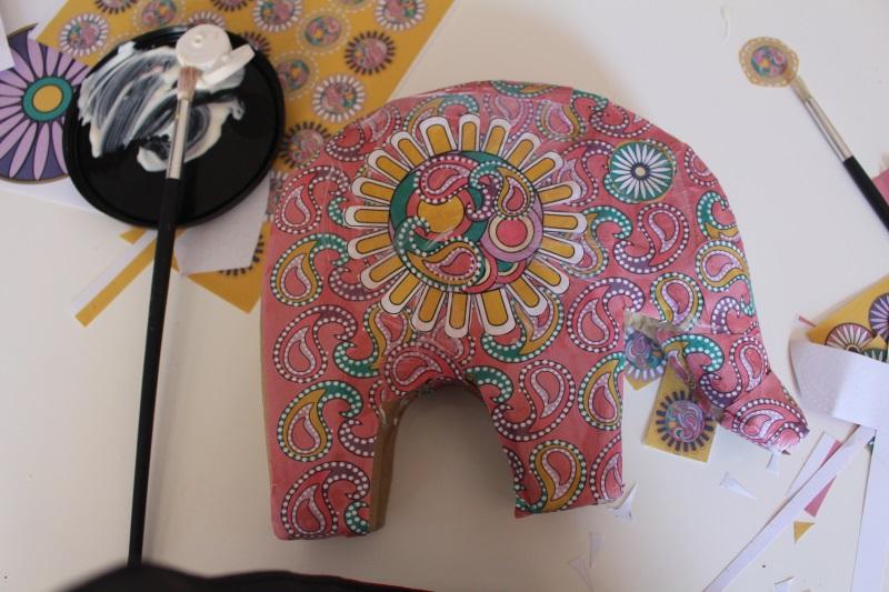 elephant nearly finished