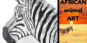 African Animal Art