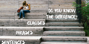 Do you know the difference between sentences, phrases and clauses?